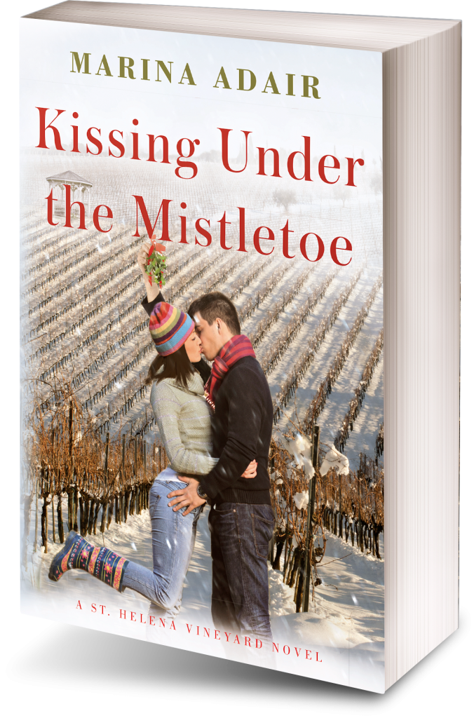 BookCover_KissingUnderTheMistletoe